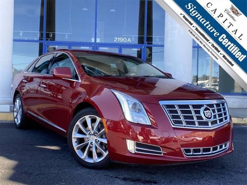 2013 Cadillac XTS for sale at Capital Cadillac of Atlanta in Smyrna GA