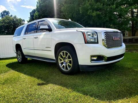 2015 GMC Yukon XL for sale at Real Deals of Florence, LLC in Effingham SC