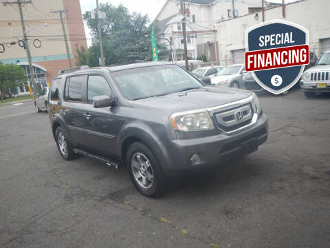 2011 Honda Pilot for sale at 103 Auto Sales in Bloomfield NJ