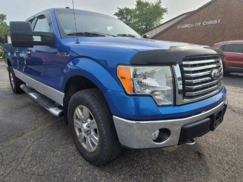 2010 Ford F-150 for sale at Dixie Automart LLC in Hamilton OH