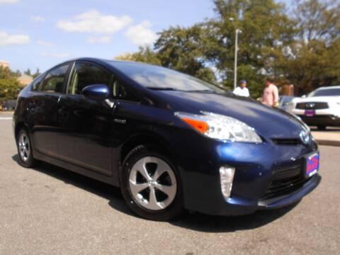 2015 Toyota Prius for sale at H & R Auto in Arlington VA
