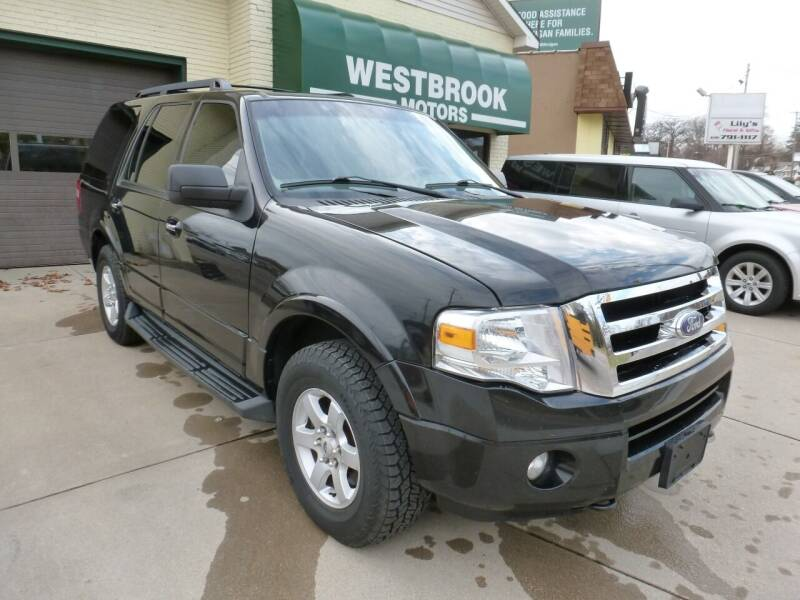 2010 Ford Expedition for sale at Westbrook Motors in Grand Rapids MI
