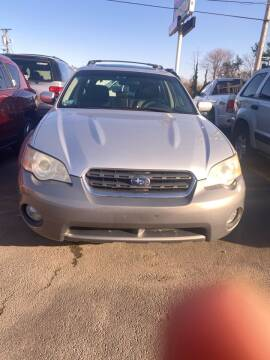 2007 Subaru Outback for sale at Budget Auto Deal and More Services Inc in Worcester MA