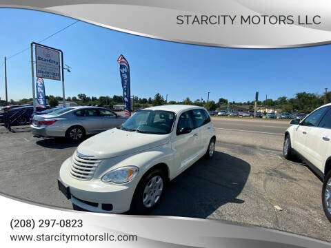 2008 Chrysler PT Cruiser for sale at StarCity Motors LLC in Garden City ID