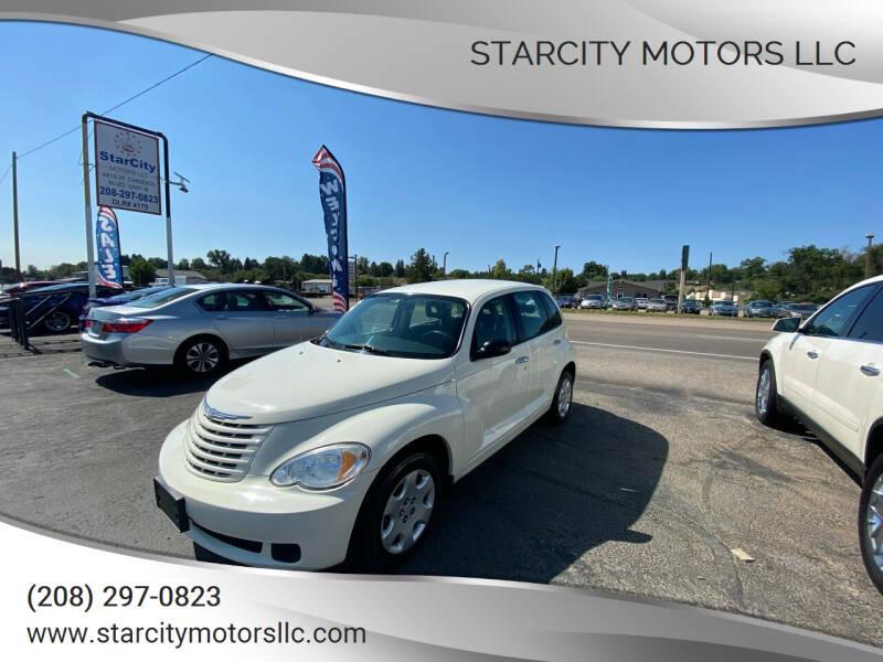 2008 Chrysler PT Cruiser for sale at StarCity Motors LLC in Garden City ID