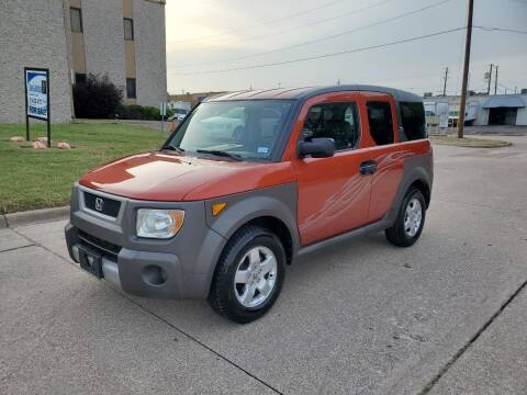 2005 Honda Element for sale at DFW Autohaus in Dallas TX