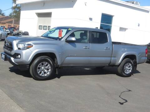 2017 Toyota Tacoma for sale at Price Auto Sales 2 in Concord NH