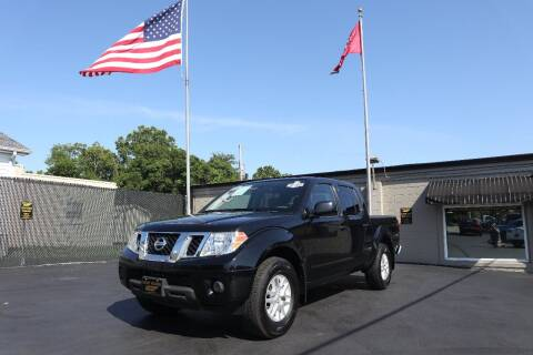 2019 Nissan Frontier for sale at Danny Holder Automotive in Ashland City TN