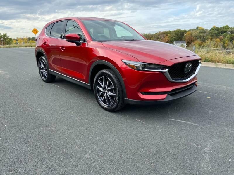 2017 Mazda CX-5 for sale at Universal Motors in Prior Lake MN