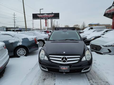 2006 Mercedes-Benz R-Class for sale at Washington Auto Group in Waukegan IL