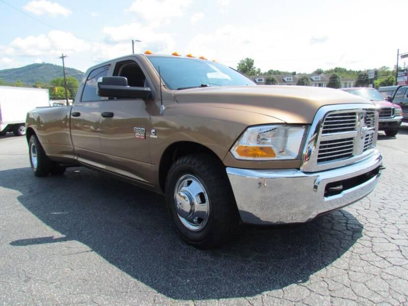 2012 RAM Ram Pickup 3500 for sale at Hibriten Auto Mart in Lenoir NC