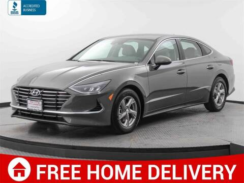 2021 Hyundai Sonata for sale at Florida Fine Cars - West Palm Beach in West Palm Beach FL