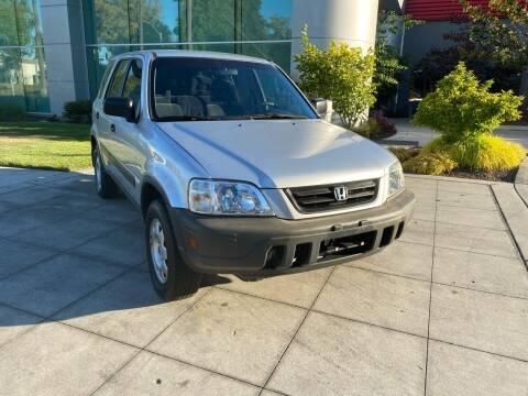 2000 Honda CR-V for sale at Top Motors in San Jose CA
