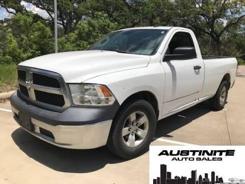 2013 RAM Ram Pickup 1500 for sale at Austinite Auto Sales in Austin TX