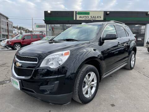 2012 Chevrolet Equinox for sale at Wakefield Auto Sales of Main Street Inc. in Wakefield MA
