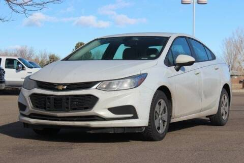 2018 Chevrolet Cruze for sale at COURTESY MAZDA in Longmont CO
