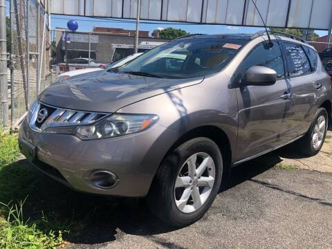 2010 Nissan Murano for sale at GARET MOTORS in Maspeth NY