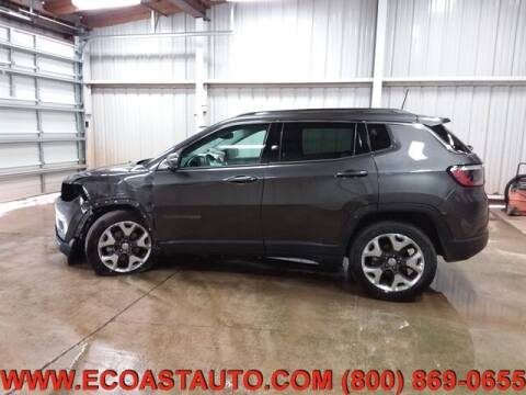 2021 Jeep Compass for sale at East Coast Auto Source Inc. in Bedford VA