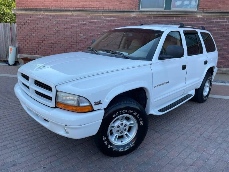 1999 Dodge Durango for sale at Euroasian Auto Inc in Wichita KS