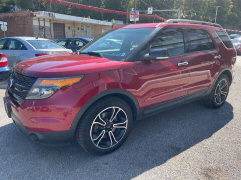2014 Ford Explorer for sale at Turner's Inc in Weston WV
