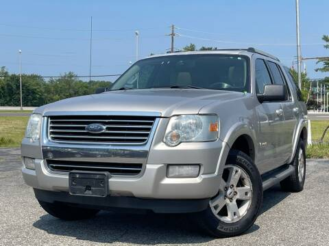 2008 Ford Explorer for sale at MAGIC AUTO SALES in Little Ferry NJ