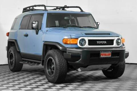 2014 Toyota FJ Cruiser for sale at Chevrolet Buick GMC of Puyallup in Puyallup WA