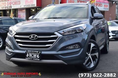 2018 Hyundai Tucson for sale at www.onlycarsnj.net in Irvington NJ