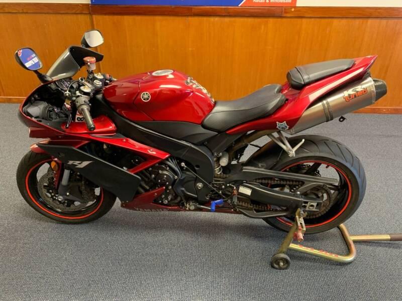 2007 Yamaha YZF-R1 for sale at Mack 1 Motors in Fredericksburg VA