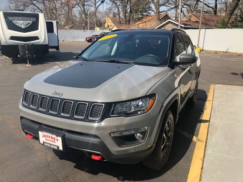 2020 Jeep Compass for sale at Jeffrey Motors in Kenosha WI