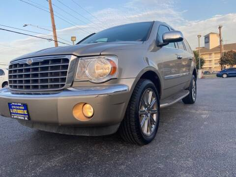 2008 Chrysler Aspen for sale at A-1 Auto Broker Inc. in San Antonio TX