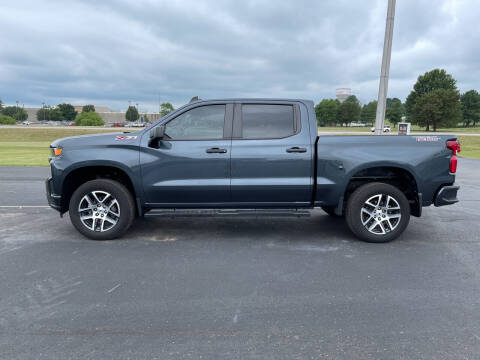 2019 Chevrolet Silverado 1500 for sale at B & W Auto in Campbellsville KY