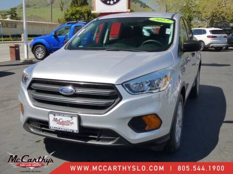 2017 Ford Escape for sale at McCarthy Wholesale in San Luis Obispo CA