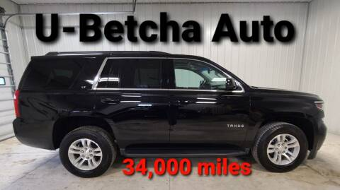 2019 Chevrolet Tahoe for sale at Ubetcha Auto in St. Paul NE