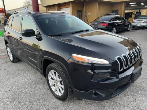 2018 Jeep Cherokee for sale at Austin Direct Auto Sales in Austin TX