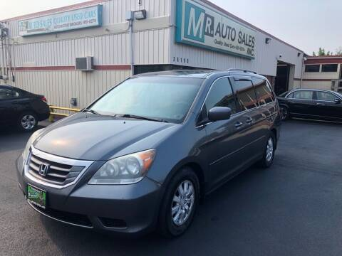 2010 Honda Odyssey for sale at MR Auto Sales Inc. in Eastlake OH