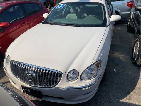 2008 Buick LaCrosse for sale at HW Used Car Sales LTD in Chicago IL