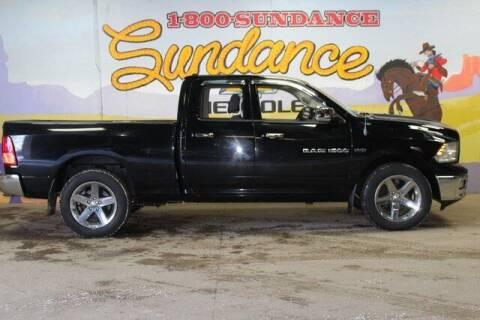 2012 RAM Ram Pickup 1500 for sale at Sundance Chevrolet in Grand Ledge MI