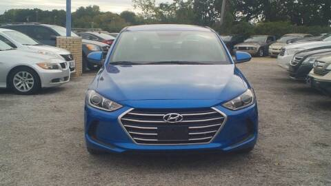 2011 Hyundai Elantra for sale at Global Vehicles,Inc in Irving TX