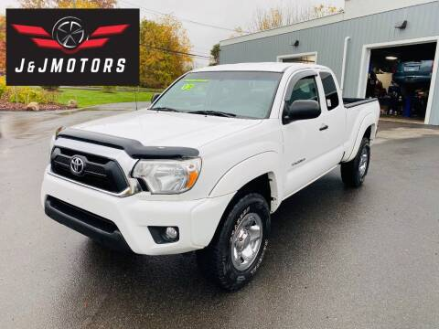 2012 Toyota Tacoma for sale at J & J MOTORS in New Milford CT