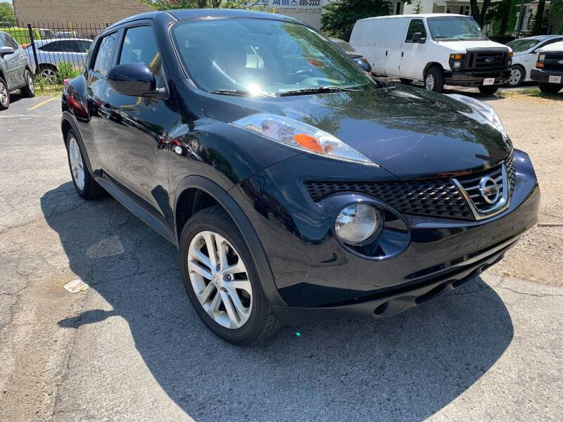 2013 Nissan JUKE for sale at 540 AUTO SALES in Chicago IL