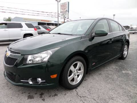 2014 Chevrolet Cruze for sale at Budget Corner in Fort Wayne IN