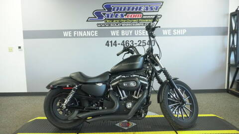 2009 Harley-Davidson® XL883N - Sportster® Iron  for sale at Southeast Sales Powersports in Milwaukee WI
