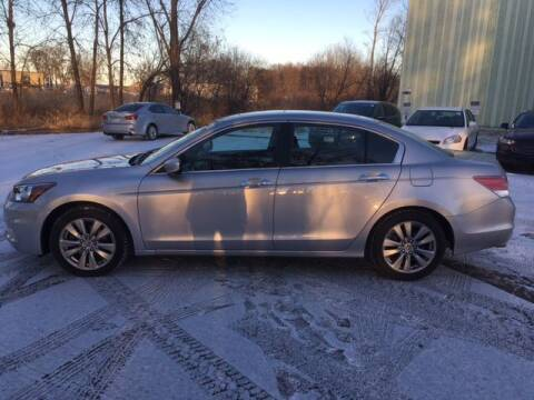2012 Honda Accord for sale at AM Auto Sales in Forest Lake MN