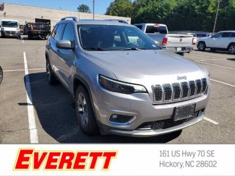 2019 Jeep Cherokee for sale at Everett Chevrolet Buick GMC in Hickory NC