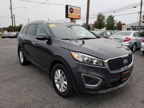 2016 Kia Sorento for sale at Cars 4 Grab in Winchester VA