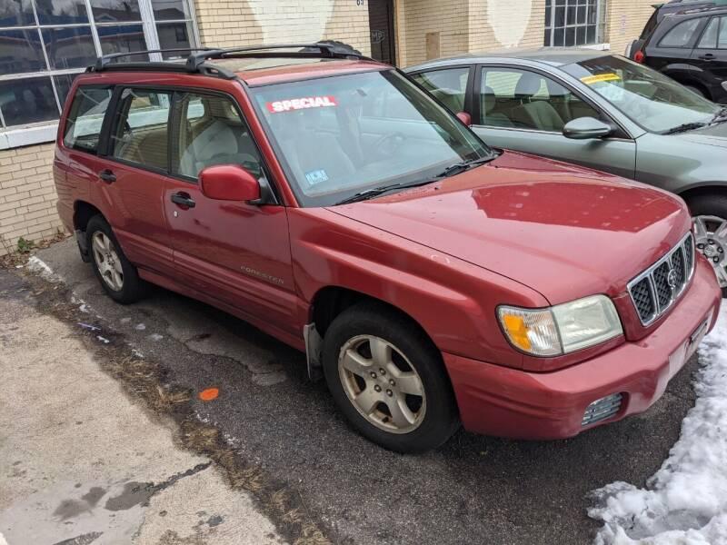 2001 Subaru Forester for sale at Boston Auto World in Quincy MA