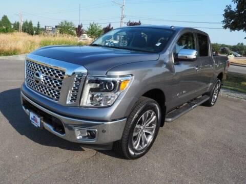 2019 Nissan Titan for sale at Karmart in Burlington WA