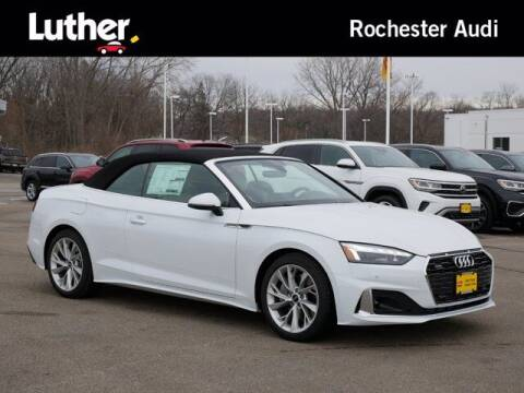 2021 Audi A5 for sale at Park Place Motor Cars in Rochester MN