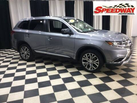 2018 Mitsubishi Outlander for sale at SPEEDWAY AUTO MALL INC in Machesney Park IL