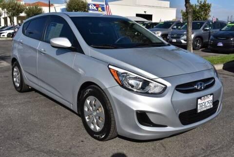 2016 Hyundai Accent for sale at DIAMOND VALLEY HONDA in Hemet CA